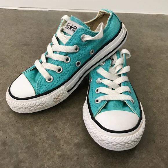 Converse Shoes | Mediterranean Blue